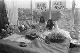 Hilton celebra 50° anniversario 'Bed-In for Peace' di John Lennon e Yoko Ono