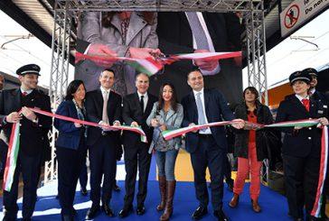 FS, presentati a Bologna i nuovi treni 'Rock' e 'Pop' per pendolari