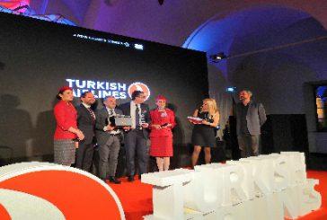 A Welcome Travel il premio 'Miglior Agenzia 2018' di Turkish Airlines