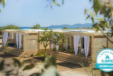 In Sardegna il miglior Camping Village italiano per il Glamping
