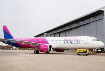 Wizz Air dà il benvenuto al suo primo A321neo