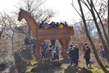 Sull'Etna il turismo esperienziale incontra quello scolastico