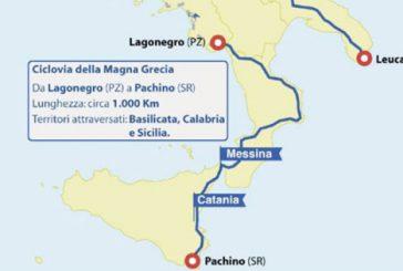 Cicloturismo, Sicilia in prima linea con la Ciclovia della Magna Grecia