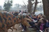 I dinosauri tornano allo zoo di Napoli con 'ZOOrassic Park 2'