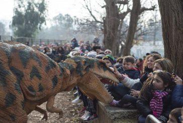 Allo Zoo di Napoli arrivano i dinosauri con 'Zoorassik Park'