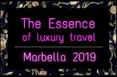 Absolute Sicilia torna a Essence of Luxury, il meeting del luxury travel mondiale