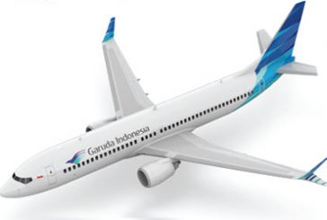 Garuda cancella ordine per 49 Boeing 737 Max