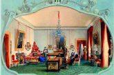 A Petralia Soprana un tuffonegli antichi fasti della nobiltàdel XIX secolo