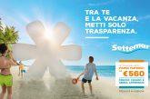 On air nuova campagna multicanale per Settemari