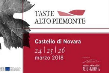 'Taste Alto Piemonte', a Novara torna l'appuntamento con il gusto
