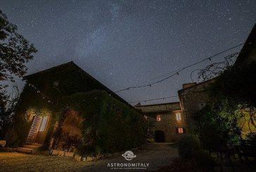 A San Lorenzo della Rabatta il certificato 'I cieli più belli d'Italia' di Astronomitaly