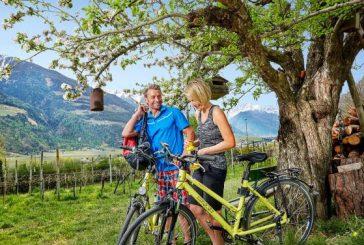 Tra meli in fiore in Valvenosta soggiornando al Preidlhof Luxury Dolcevita Resort