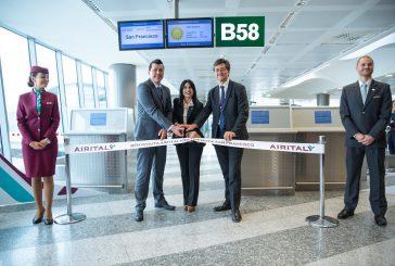 Air Italy inaugura il volo diretto Milano-San Francisco, quarta destinazione negli Usa