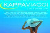 In arrivo in adv il nuovo catalogo 'Estate 2019' di Kappa Viaggi