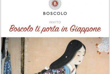 Boscolo presenta il Giappone con una mostra alle adv venete