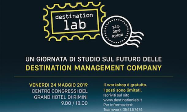 Arriva a Rimini Destination Lab, il 1° convegno sulla ...