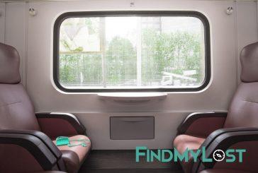 Oggetti dimenticati in treno? FindMyLost e Loco2 aiutano a ritrovarli