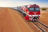 South Australia, artisti a bordo del Ghan per condividere la bellezza dell'Outback