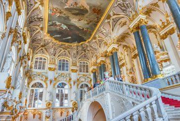 L'Hermitage di San Pietroburgo tra i musei più amati dagli italiani