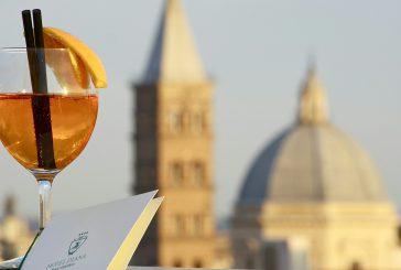 Roma, l'Hotel Diana compie 80 anni e li festeggia con nuovo logo