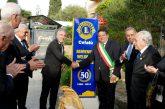 50 anni di vita in Comune per Cefalù ed il suo Lions International
