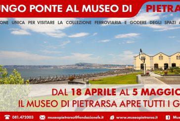 Apertura straordinaria del Museo Ferroviario di Pietrarsa