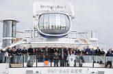 Royal Caribbean, ecco 'Spectrum Of The Seas': è la prima nave Classe Quantum Ultra