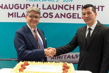 Air Italy inaugura il nuovo volo Milano-Los Angeles, ora tocca a San Francisco