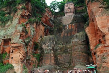Torna fruibile al pubblico il Buddha gigante di Leshan