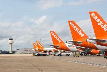 easyJet mette in vendita i voli per l'estate 2020