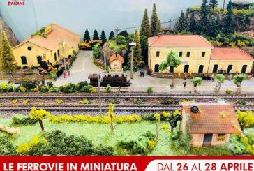 Al Museo Nazionale Ferroviario di Pietrarsa tornano le 'Ferrovie in miniatura'