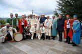 A Gangi folla di visitatori per la processione delle Palme e i suoi tamburinara