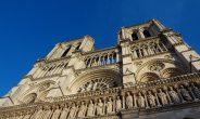 Parigi, ridotto perimetro sicurezza intorno a Notre-Dame