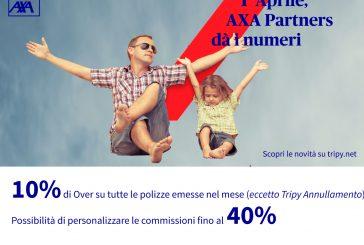 AXA Partners torna a Travelexpo con nuove promozioni per le adv