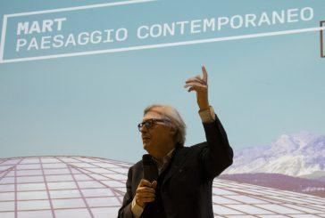 Sgarbi è il nuovo presidente del Mart di Rovereto