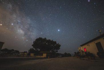 A maggio un weekend dedicato all'astroturismo in Sicilia
