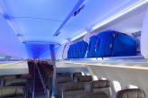 American Airlines lancia l'Airbus A321neo con nuova cabina e cappelliere più ampie