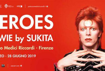 A Firenze una mostra dedicata a David Bowie: 60 scatti di Masayoshi Sukita