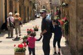 Zingaretti turista in Sicilia aspettando il primo ciak dei nuovi episodi di Montalbano