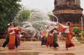 Thailandia, crescono entrate turistiche per il Songkran 2019: +14% rispetto al 2018