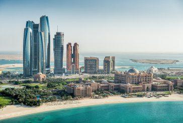 Crescita a doppia cifra per gli hotel di Adu Dhabi nel primo quadrimestre 2019
