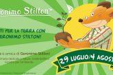 Bibione e Geronimo Stilton uniti per l'ambiente
