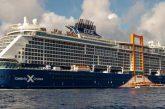 Arriva domani in Italia Celebrity Edge, crociere nel Mediterraneo per tutta l'estate