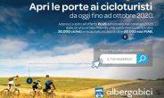 Cicloturismo, la Fiab cerca nuove strutture ricettive bike-friendly