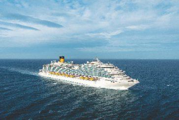 Ecco Costa Firenze: la nuova nave per il mercato cinese in arrivo a ottobre 2020