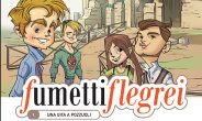 I Campi Flegrei diventano fumetti per avvicinare i giovani all'archeologia