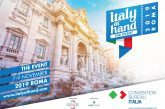 Convention Bureau Italia apre le iscrizioni per Italy at Hand, The Event