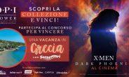 Settemari regala settimana in Grecia per l'uscita di 'X-Men: Dark Phoenix'