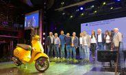 Costa Crociere premia 32 adv con le Vespe 125 brandizzate