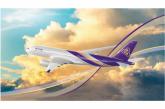 Nuove tariffe Thai Airways per volare in Oriente, Australia e Nuova Zelanda